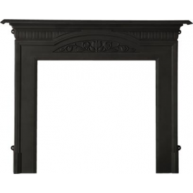 Cast Iron Mantels Harton Range