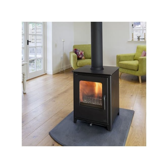 Mendip Stoves Loxton 8 Double Sided Woodburning Stove
