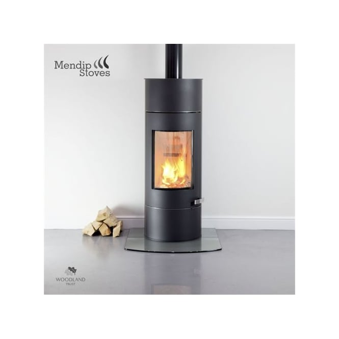 Mendip Stoves Somerton II Tall